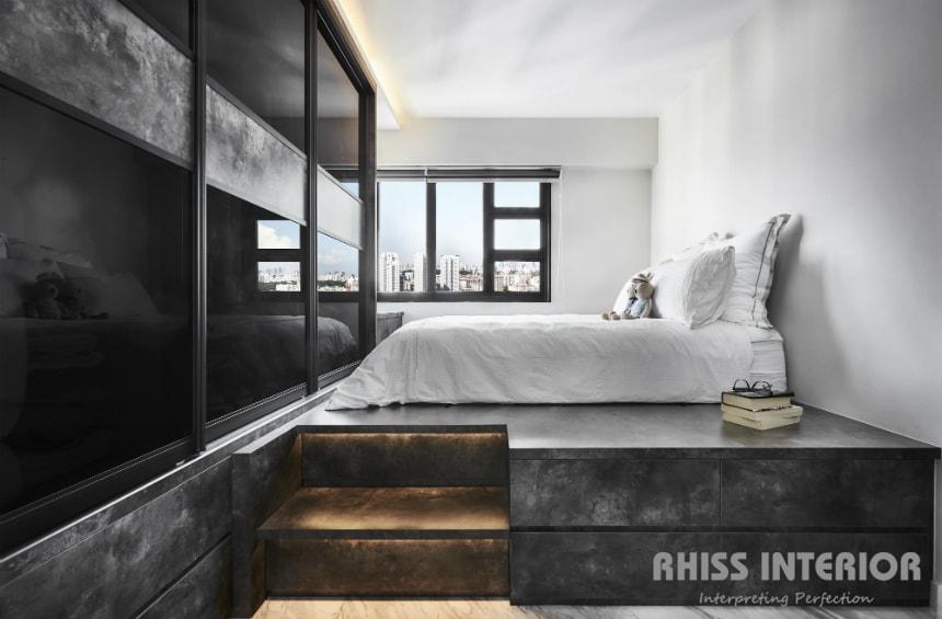 Ghim Moh Link-04-Bedroom